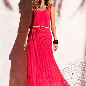 Tommy Hilfiger maxi dress with belt